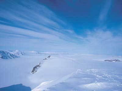 Dalla vetta delle Svalbard, Marco Porta