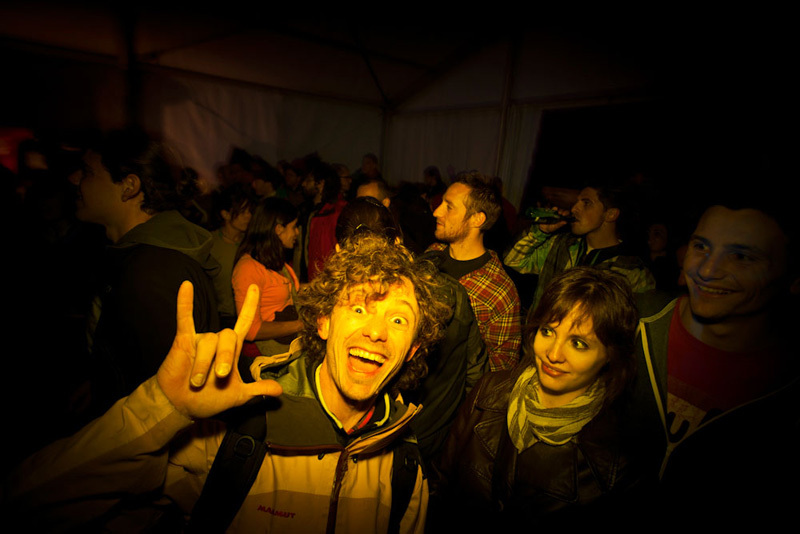 Melloblocco 2012, Klaus Dell'Orto