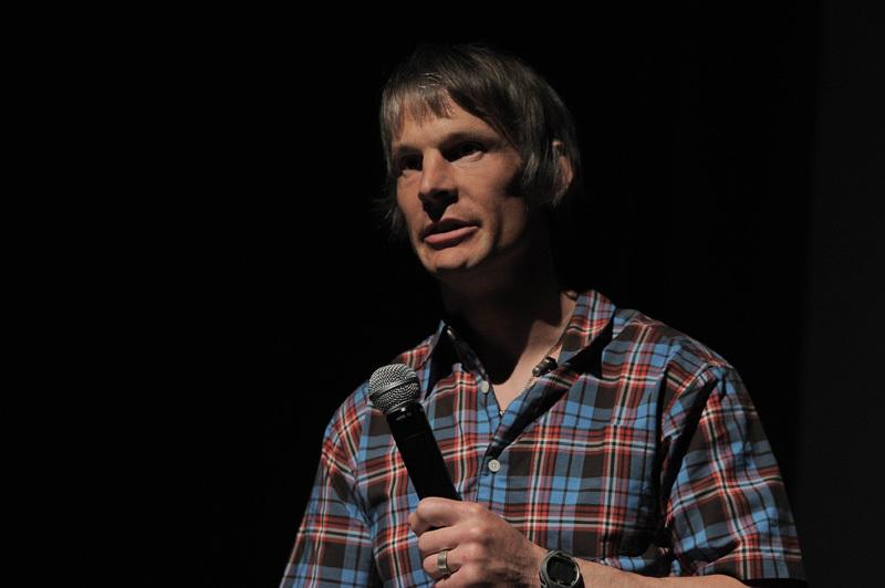 TrentoFilmfestival 2012: Steve House, Dino Panato / TrentoFilmfestival 2012