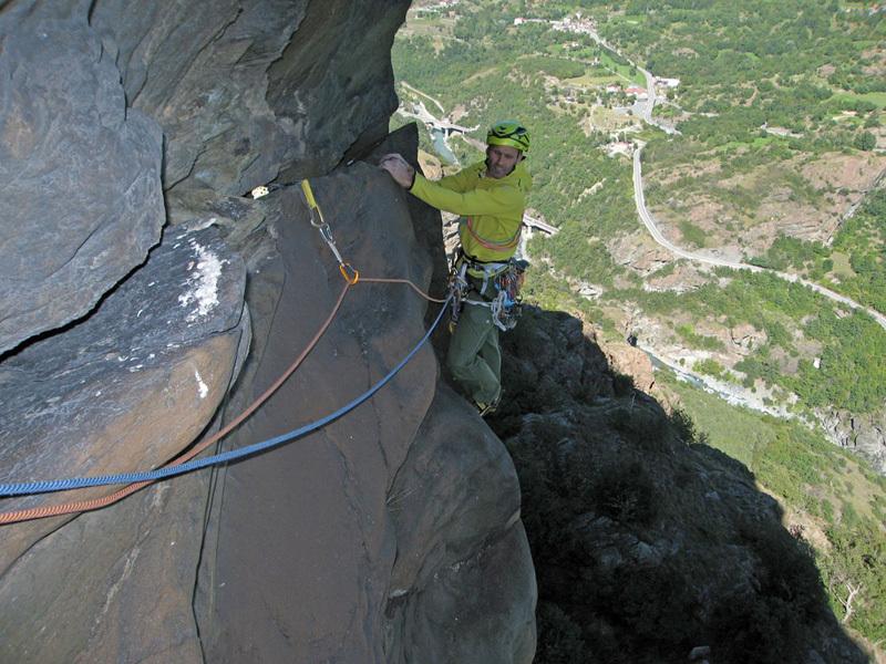 Smemoranda, Pilier Rhodo a Montjovet, Valle d'Aosta, Marco Spataro