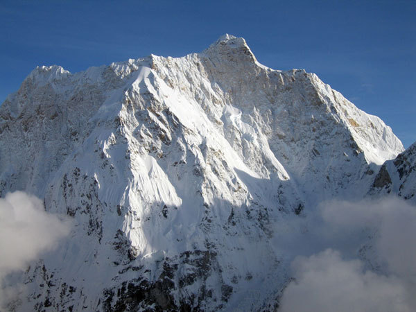 Jannu (7710m) West Ridge, Nepal, Babanov collection