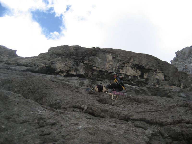 Genau, Brenta Dolomites (400m, VIII, Luca Cornella, Roberto Pedrotti, 2009 & 2011)., Luca Cornella