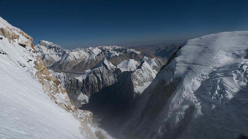Gerlinde Kaltenbrunner & David Göttler: la vista verso Tibet, Gerlinde Kaltenbrunner