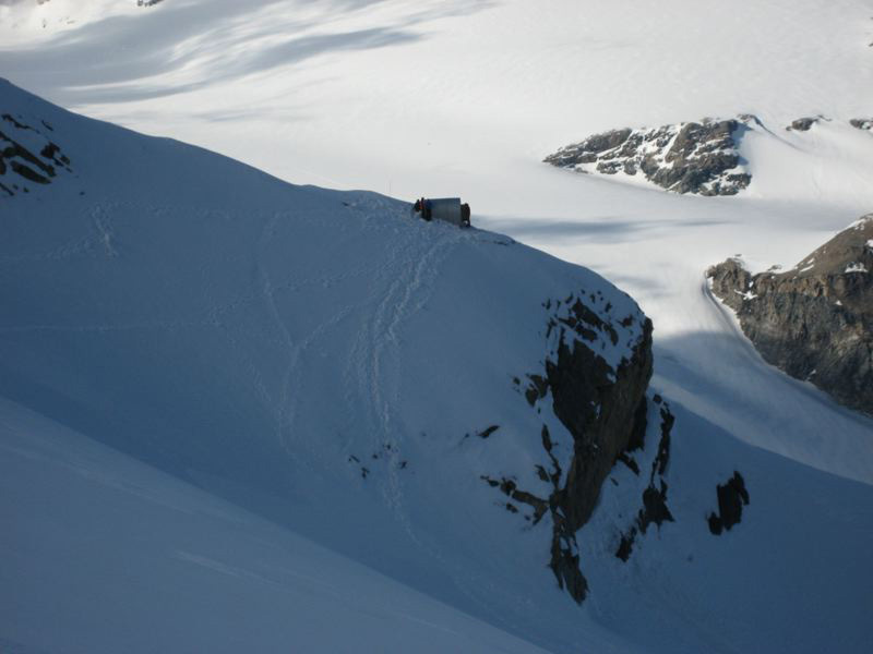 Grossglockner: Glocknerbiwak, Guide Alpine Gruppo Kals am Großglockner