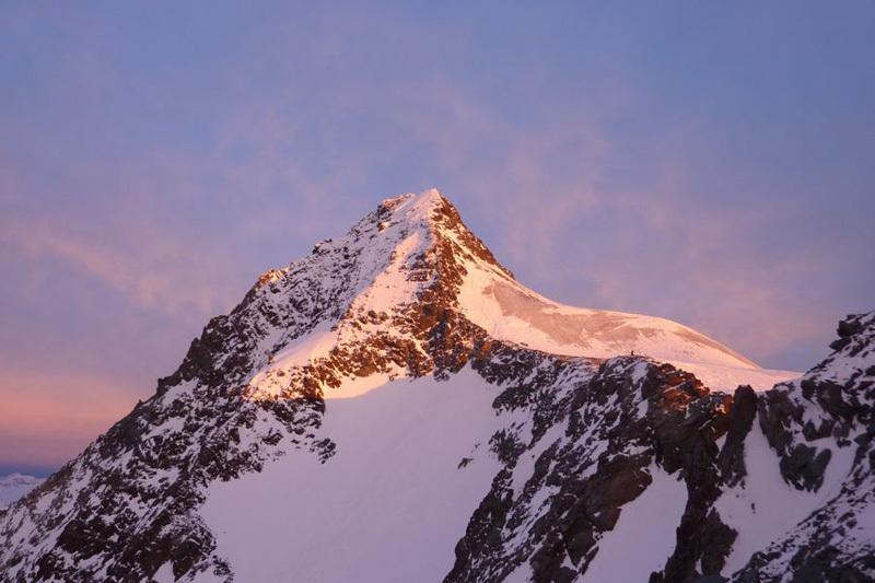 Grossglockner: Via Klein, Guide Alpine Gruppo Kals am Großglockner