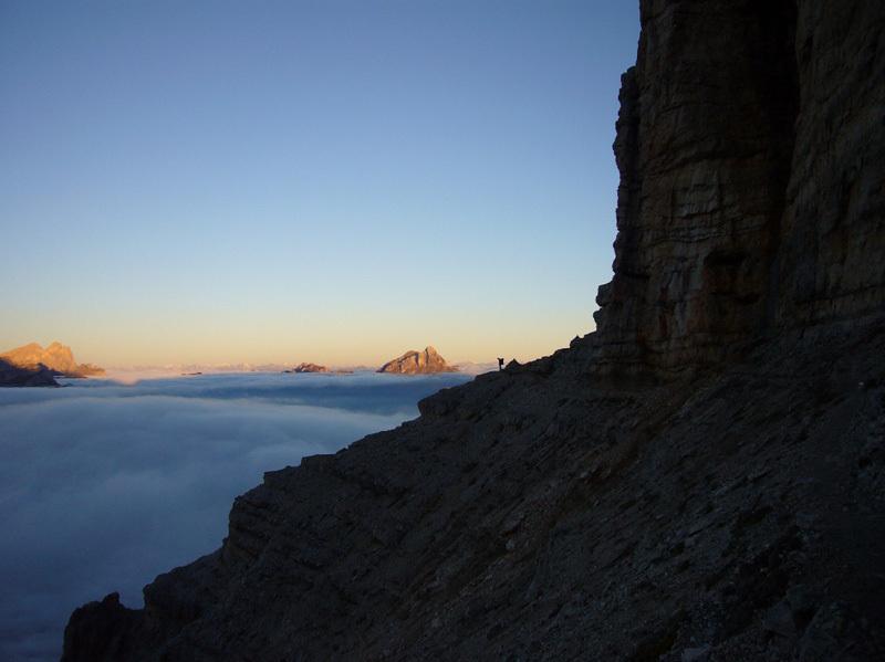 Sass dla Crusc, Dolomiti, Nicola Tondini