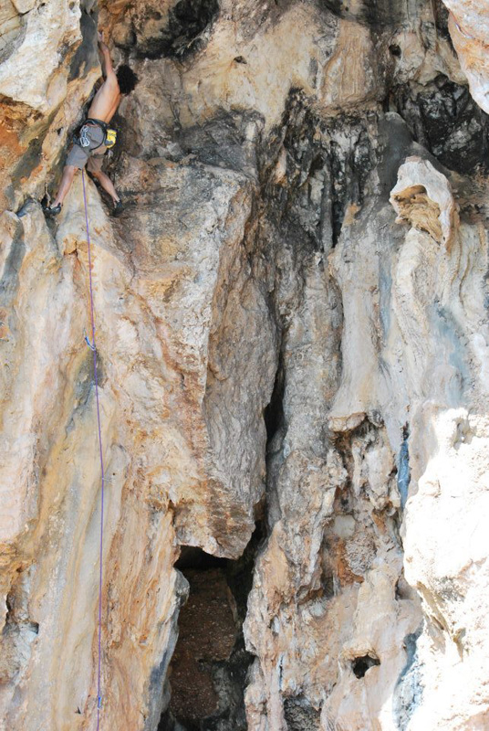 Salewa RockShow 2012: Cala Gonone, Sardinia, Salewa