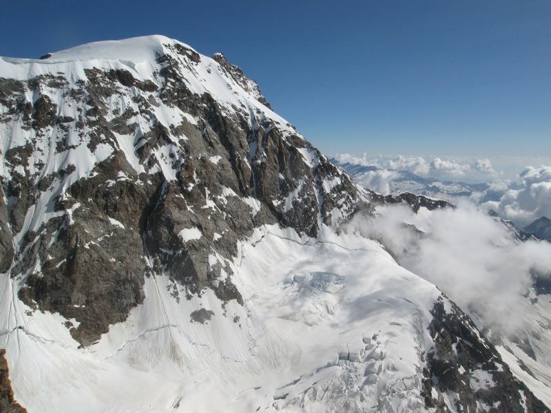 Punta Giordani:, Marco Zaninetti