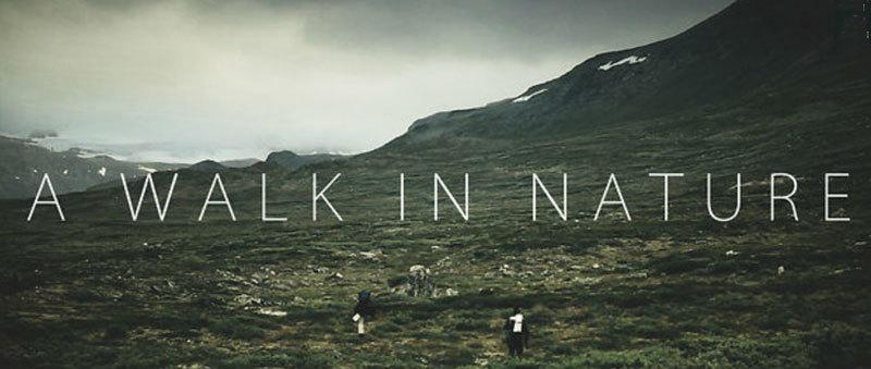 Due settimane a piedi nella natura, godendo di splendidi paesaggi e panorami mozzafiato., NotWorkingFilms