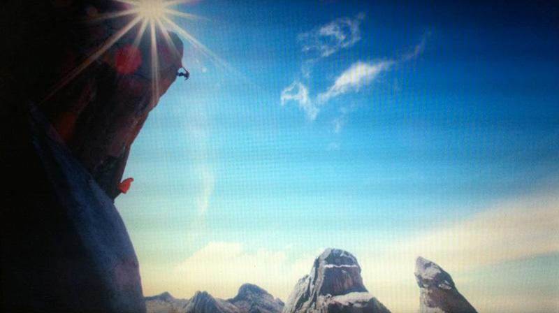 James Pearson nel Parco Nazionale Monte Kinabalu in Borneo, Reel Rock Film Tour