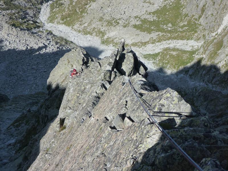 Spigolo delle Capre Monte Aviolo, Cain Olsen