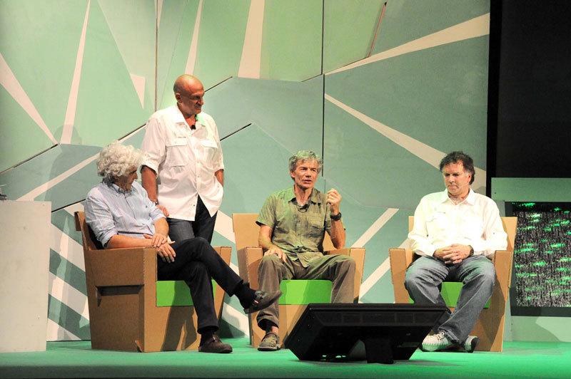 Alessandro Gogna, Andrea Gris, Patrick Gabarou e Mario Lacedelli, zoomfotocortina
