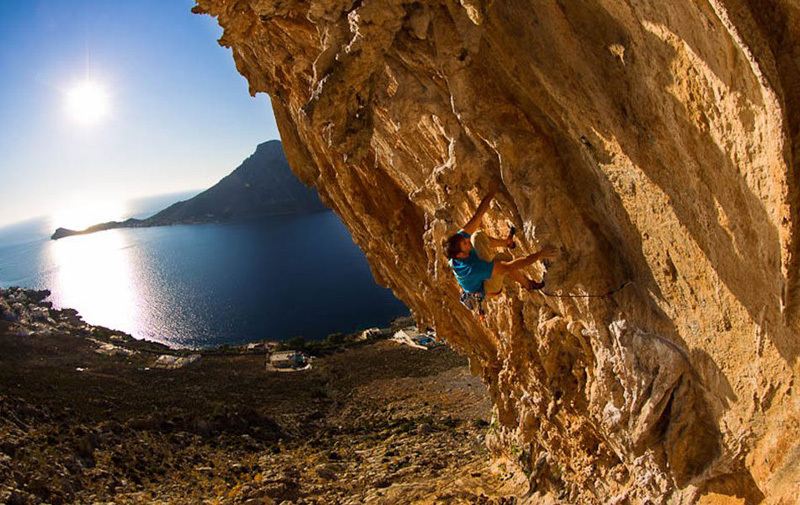 The North Face Kalymnos Climbing Festival dal 26 al 30 settembre 2012., The North Face