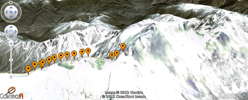 Mazeno Ridge, Nanga Parbat, archivio www.mazeonridge.com