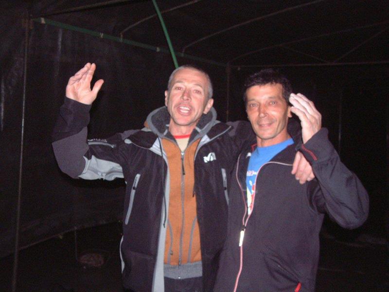 Marco Ballerini e Gino Notari, Nicola Noè