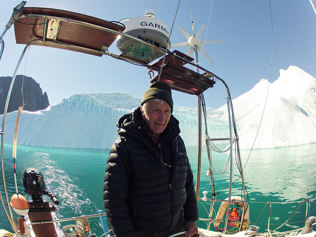 Captain Reverend Bob Shepton, The Arctic Project