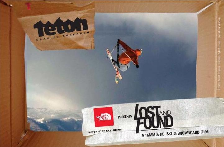 LOST&FOUND: grande freeride e snowboard in anteprima a Milano, Planetmountain.com