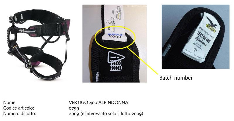 SALEWA Imbrago VERTIGO 400 Alpindonna,