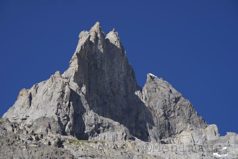 Kako Peak (4950m), Karakorum, Pakistan., Monika Mehlmauer