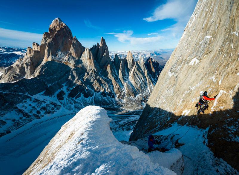 Ralf Weber, Cerro Standhardt, Patagonia, visualimpact.ch / Thomas Senf