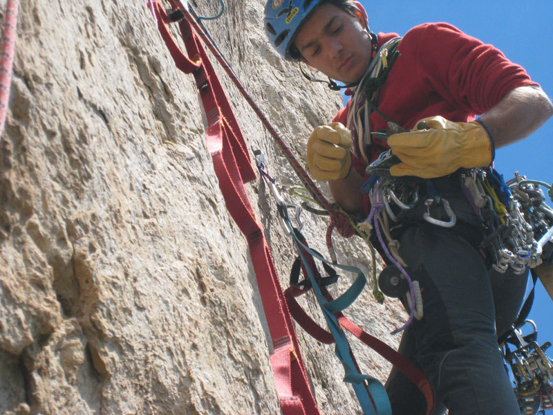 Sul 7° tiro del Pilastro Parmenide nel 2010, Giorgio Travaglia