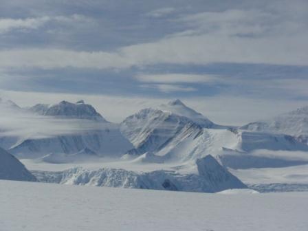 Monte Vinson (Antartic), arch. Centro Addestramento Alpino