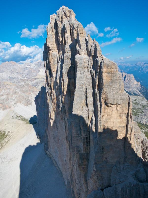 Cima Grande, Dolomites, Arnaud Petit