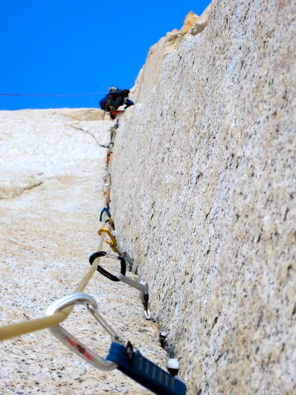 Fitz Roy Patagonia, tentativo di Michael Lerjen-Demjen e Jorge Ackermann, inverno 2012, Michael Lerjen-Demjen
