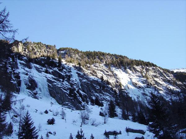 Barre de charcotins (Svizzera Vallese), arch. Elio Bonfanti