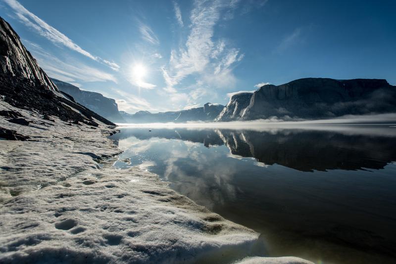 Baffin Island 2012, Ricky Felderer