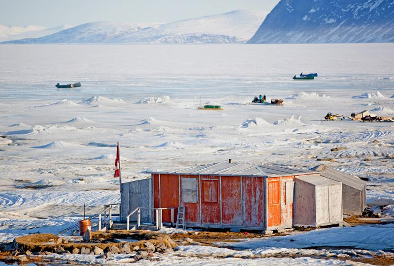 Baffin Island 2012, Matteo Mocellin