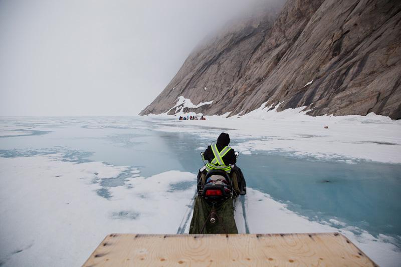 Isola di Baffin 2012, Matteo Mocellin