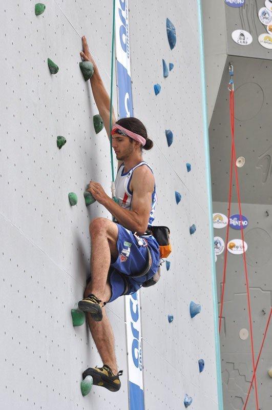 ParaClimbing World Championship Arco 2011, Giulio Malfer
