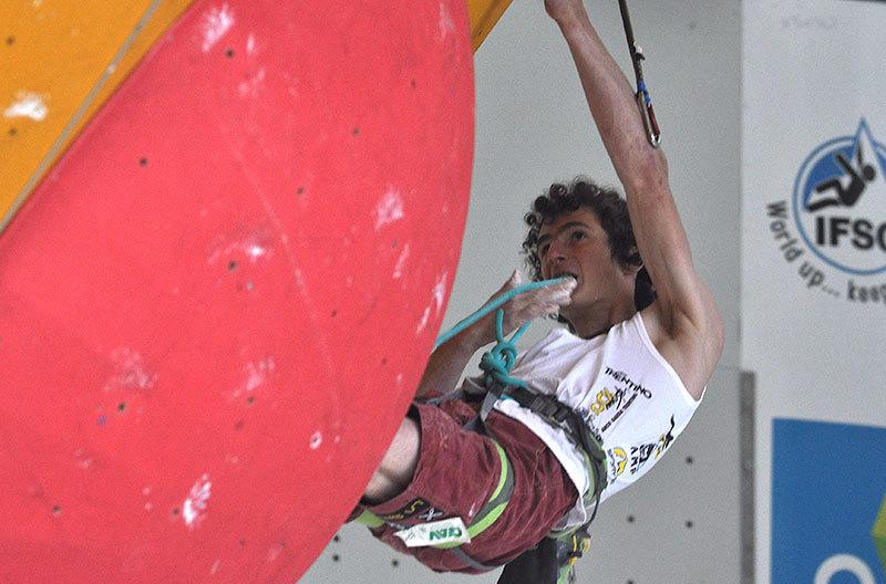 Adam Ondra, Giulio Malfer