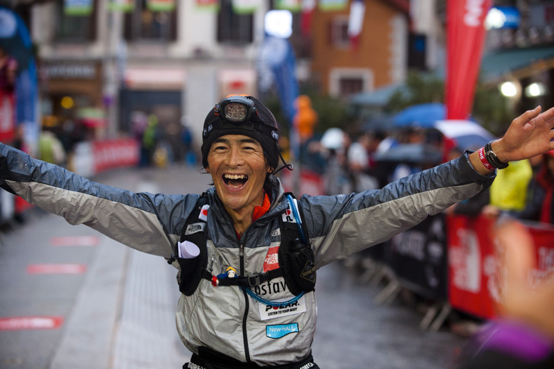 The North Face Ultra Trail du Mont Blanc: Dawa Sherpa, The North Face®/ Alo Belluscio