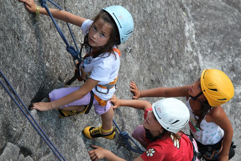 The Valmasino Mountain Guides celebration on 15/08/2012., Guide Alpine Val di Mello