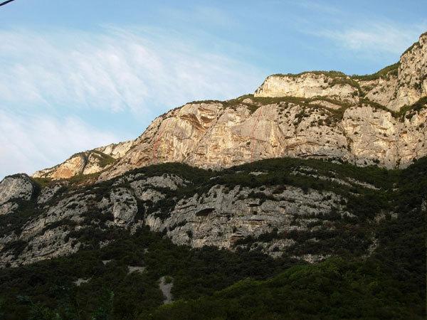 Brentino - Monte Cimo, Andrea Gennari Daneri