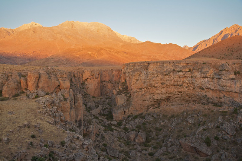 Arnaud Petit & Stephanie Bodet: Kazliki Canyon, Arnaud Petit