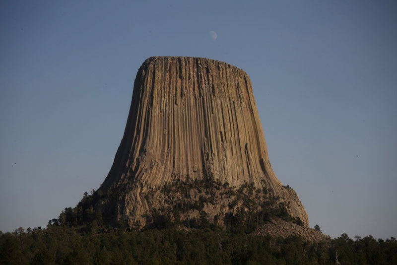 La Devil's Tower, Wyoming, Calloni / Dell'Agnola / Sanguineti