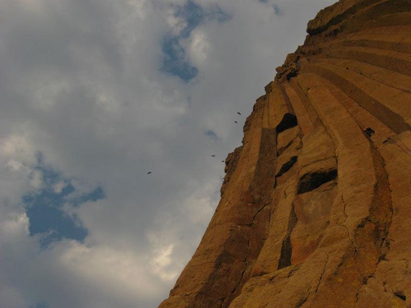 Aquile intorno alla Devil's Tower, Calloni / Dell'Agnola / Sanguineti