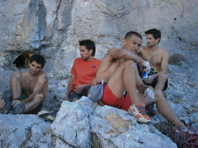 Daniel Andrada, Yuji Hirayama and Kilian Fischhuber, N. Costi, N. Noè