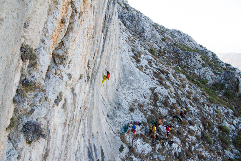 Sam Elias, The North Face ® / Chris Boukoros
