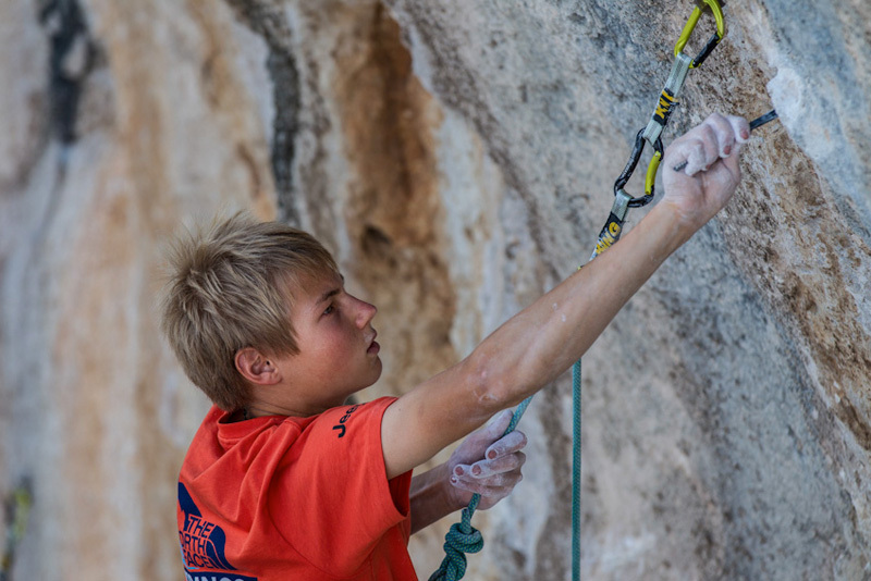Alexander Megos, The North Face ® / Damiano Levati