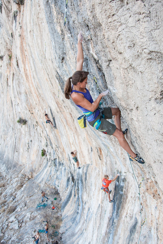 Anna Stöhr, The North Face ® / Damiano Levati