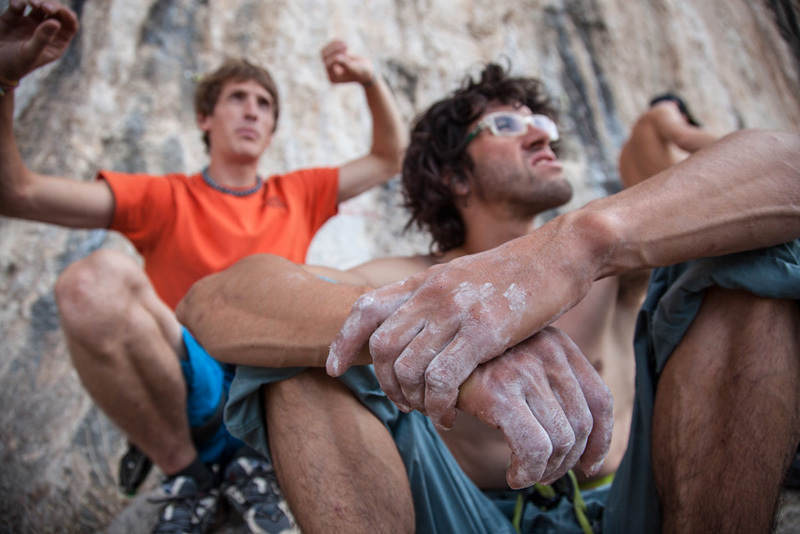 James Pearson & Hansjörg Auer, The North Face ® / Damiano Levati