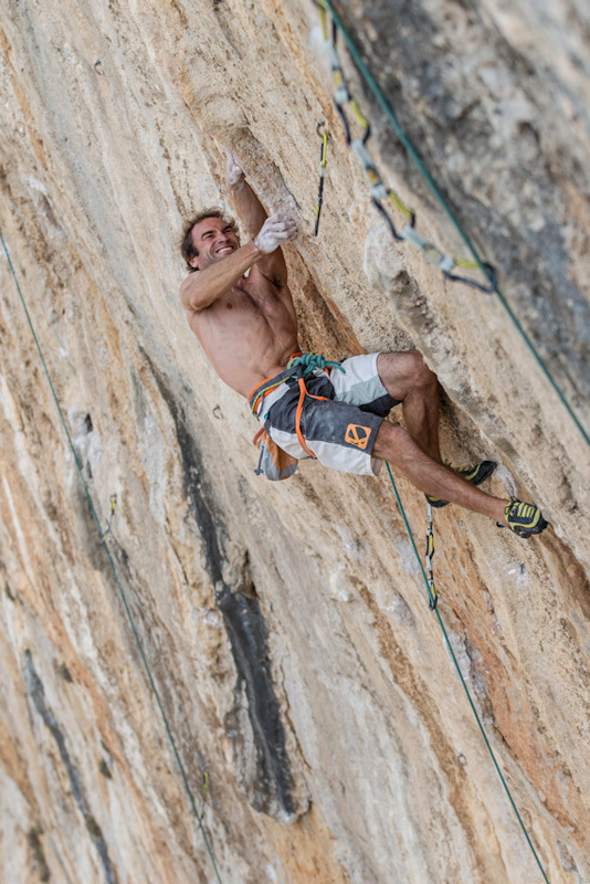 Michael Fuselier, The North Face ® / Damiano Levati