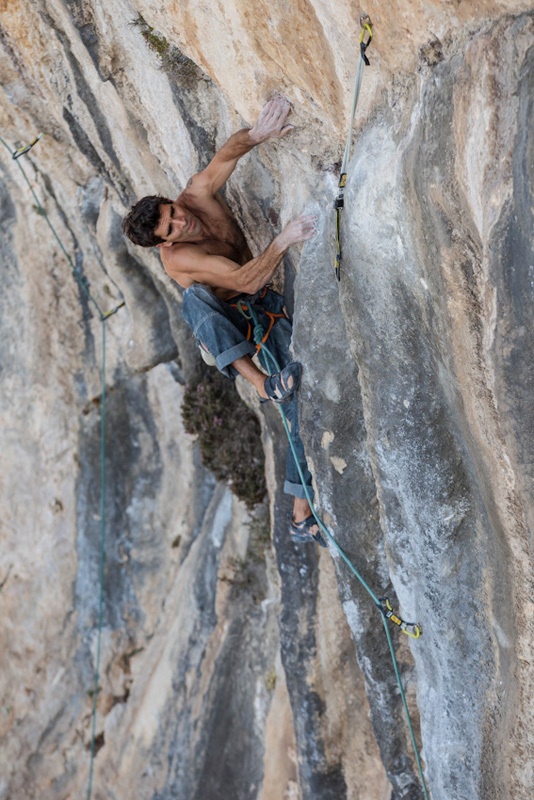 Dani Andrada, The North Face ® / Damiano Levati