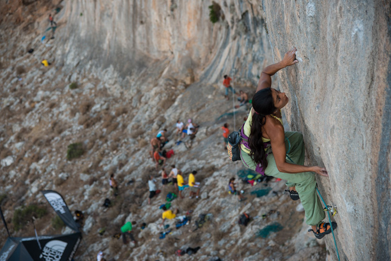 Daila Ojeda, The North Face ® / Ricky Felderer