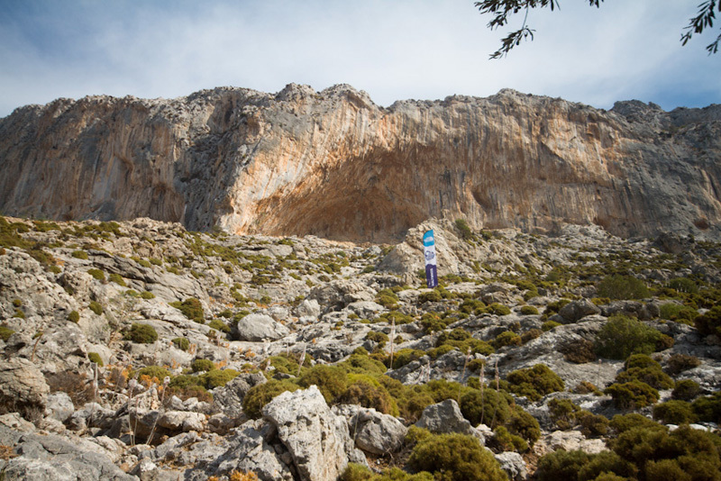 Marathon Competitions: Grande Grotta, The North Face ® /Chris Boukoros