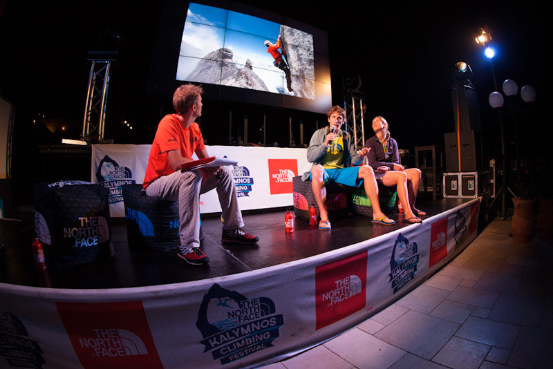 Speakers Series: James Pearson, Caroline Ciavaldini, The North Face ® / Damiano Levati